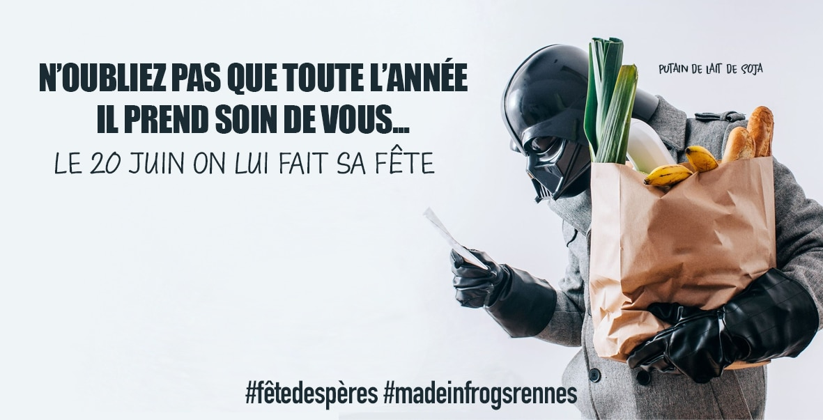 fete des peres made in frogs rennes