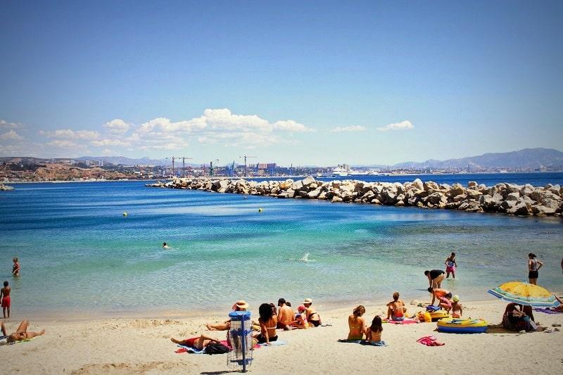 Les Plages De LEstaque Corbires Made In Marseille