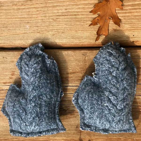 Blue Michigan Hand Warmers