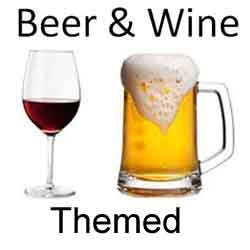 Wine & Beer Themed Gifts