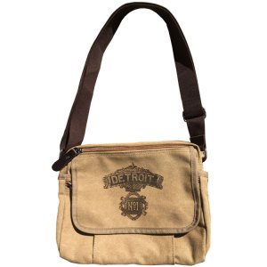 No.1 Detroit Messenger Bag