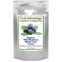 Fruit Advantage Wild Blueberry Powder