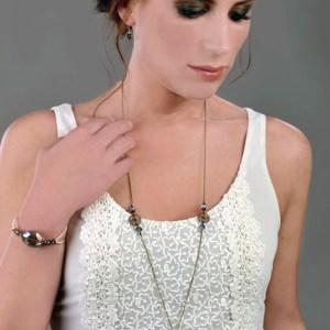 Ashley's Pendulum Necklace