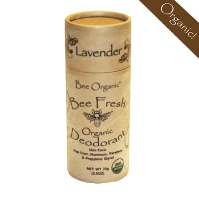 Bee Organic - Bee Fresh Organic Deodorant