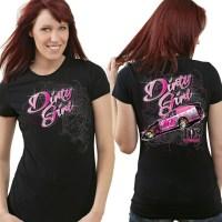 Dirt Modified Dirty Girl T-Shirt