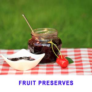 Traverse Bay Farms Fruit Preserves