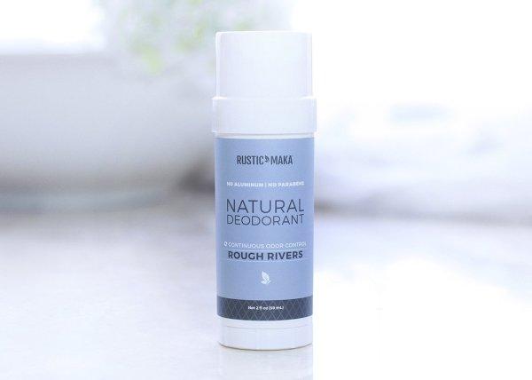 Rough Rivers Natural Deodorant
