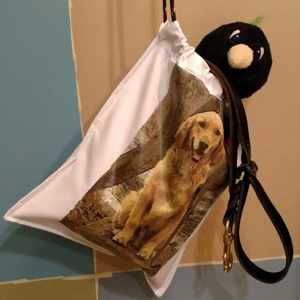 Personalized Pet Bag
