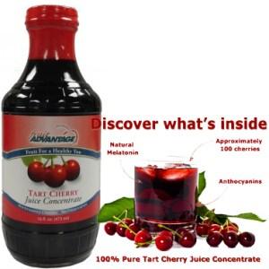 Fruit Advantage Tart Cherry Juice