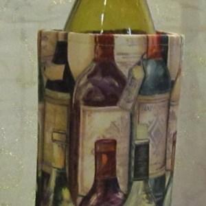 Wine Bottle Koozie