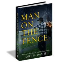 Man On The Fence Hardcover