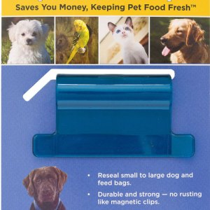 Zip-Fresh Clips Pet Clip