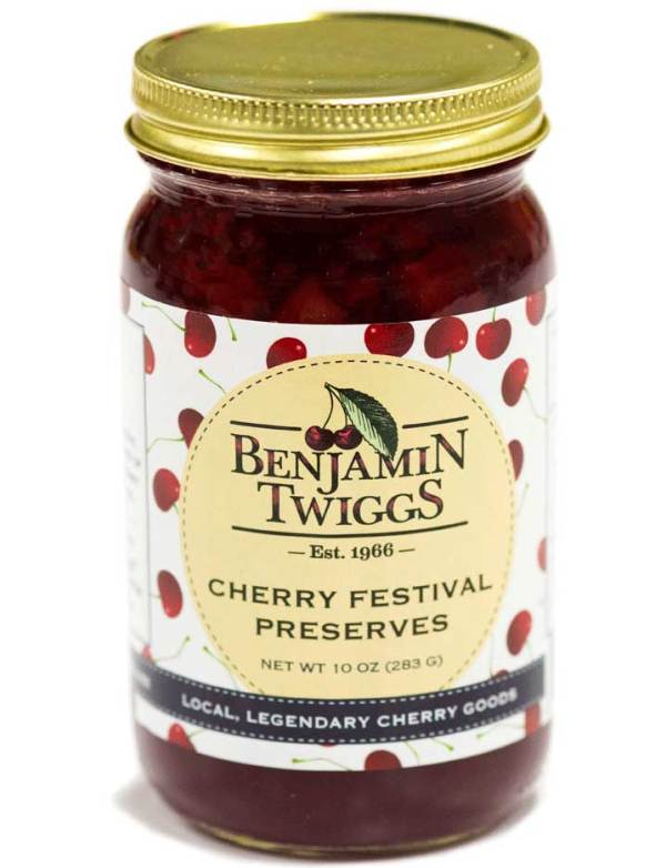Cherry Festival Preserves