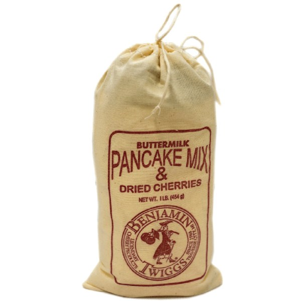 Buttermilk Pancake Mix with Dried Cherries