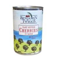 Tart Canned Cherries