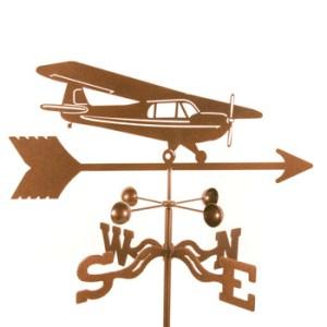 Airplane Hi Wing Weathervane