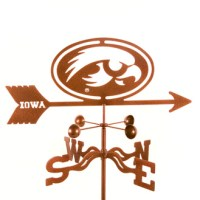 Iowa University Weather Vane