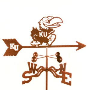 Kansas University Weather Vane