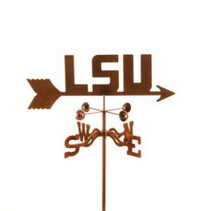 Louisiana State University Weather Vane