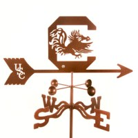 University of South Carolina Weather Vane