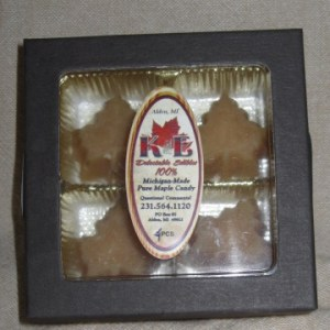 Gift Boxed Maple Candy