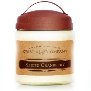 18 oz Apothecary Candles by Kristin and Company Candles