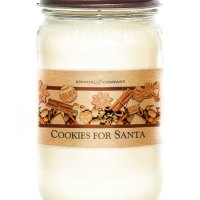 Cookies for Santa Candles by Kristin and Company Candles