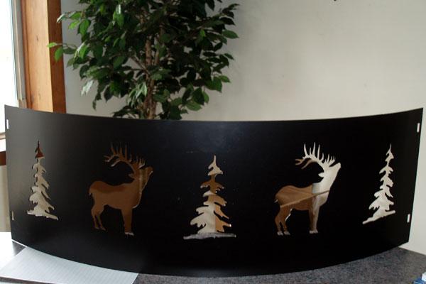 Elk Fire Pit Ring