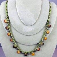 Mandan Bride Corn Necklace