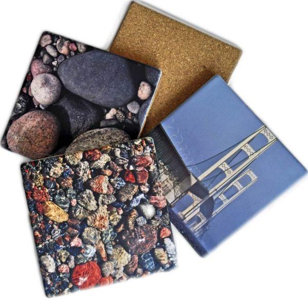 Sandstone Photo Coaster
