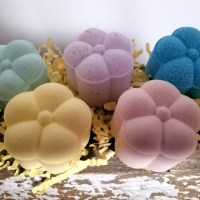 Aromatherapy Shower Steamers Calming Lavender Eucalyptus Balance