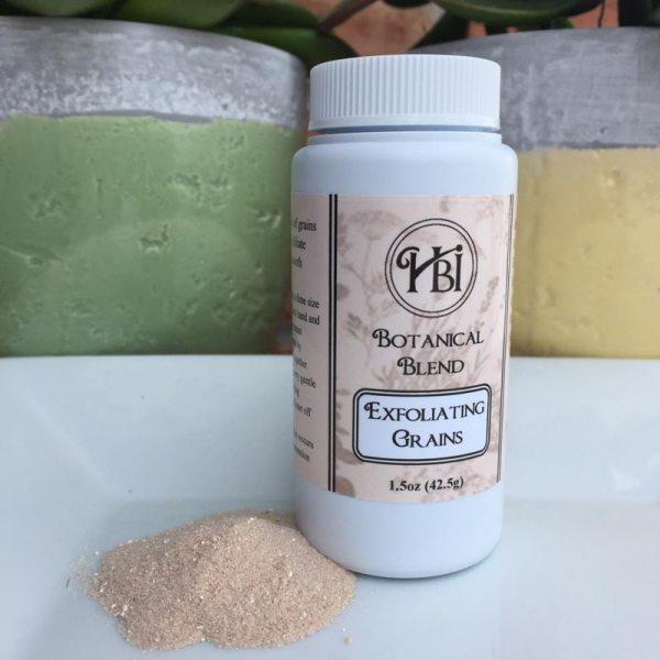 Botanical Blend Exfoliating Grains