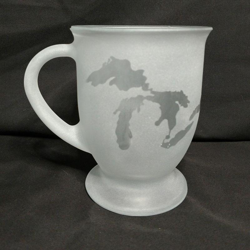 36109692054 Engraved Coffee Mug 20 oz Pedestal Base Personalize | Made In ...