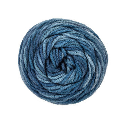 Blue Variegated Yarn