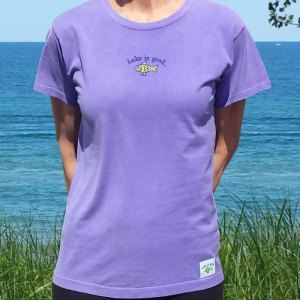 Ladies Lake Is Good T-Shirt