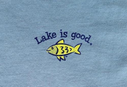 Lake Is Good Blue Fish