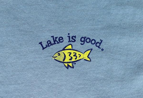 Lake Is Good Blue Fish