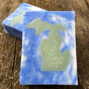 Michigan Wonderland Soap