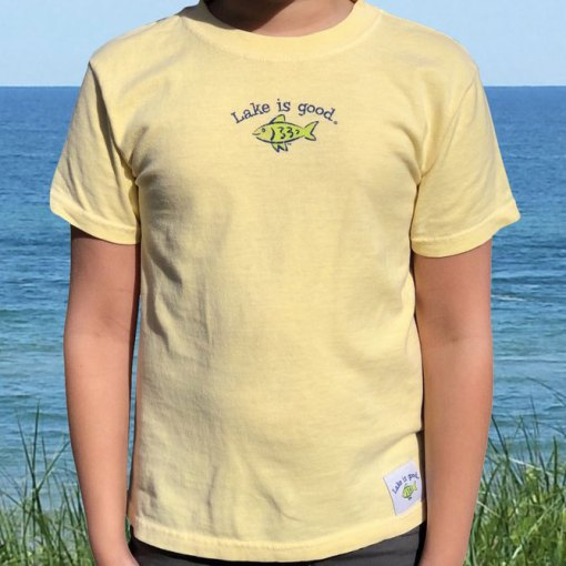 Youth Lake Is Good T-Shirt