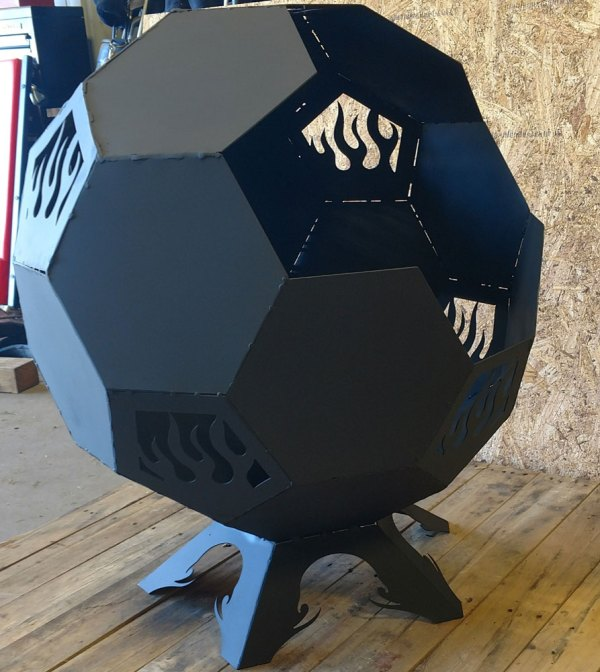 Ultimate Fire Pit Ball