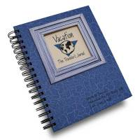 Vacation – The Travelers Journal Blue