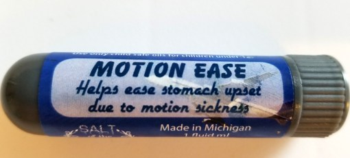 Motion Ease Personal Aromatherapy Inhaler