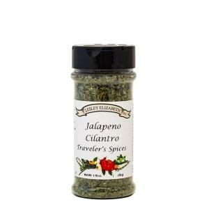 Jalapeno Cilantro Spice Travelers Spices