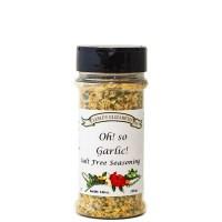 Oh So Garlic Salt Free Seasoning
