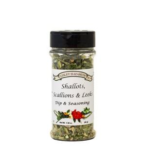 Shallots Scallions Leeks Dip Seasoning