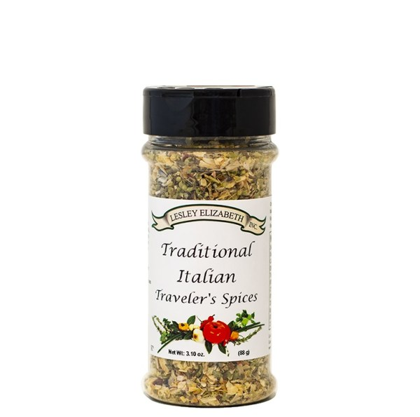 Traditional Italian Spice Travelers Spices