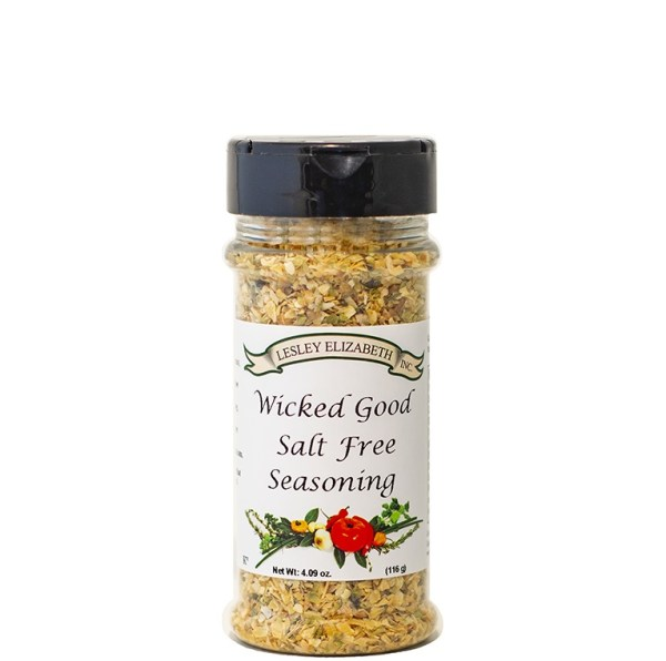 Wicked Good Salt Free Seasoning