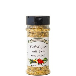 Wicked Good Salt Free Seasoning