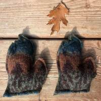 Rustic Michigan Hand Warmers