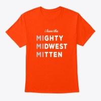 Mighty Midwest Mitten Tshirt